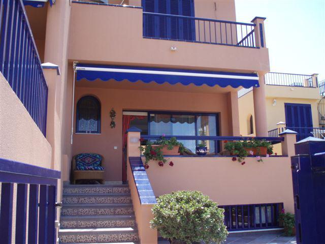 Duplex House For Sale In Meloneras Gran Canaria