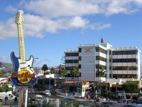 Business In Playa Del Ingles Gran Canaria