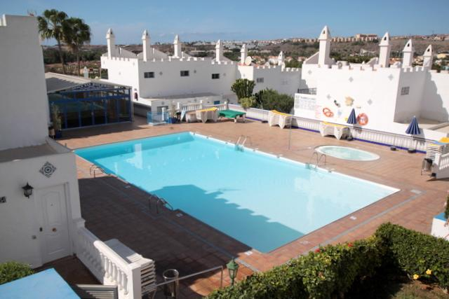 Bungalow Duplex For Rent In Playa Del Ingles Gran Canaria