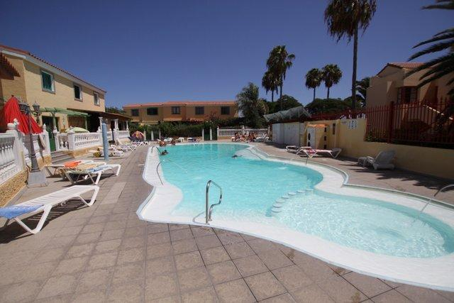 Bungalow For Winter Rent In Maspalomas Gran Canaria