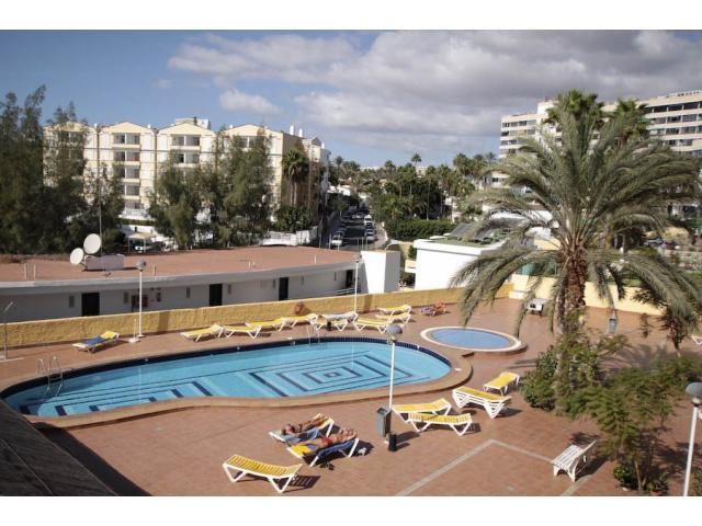 Apartment For Rent And For Sale In Playa Del Ingles Gran Canaria