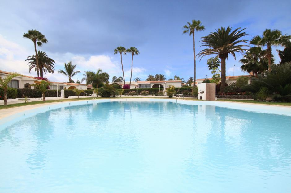 Bungalow For Rent In Playa Del Ingles Gran Canaria