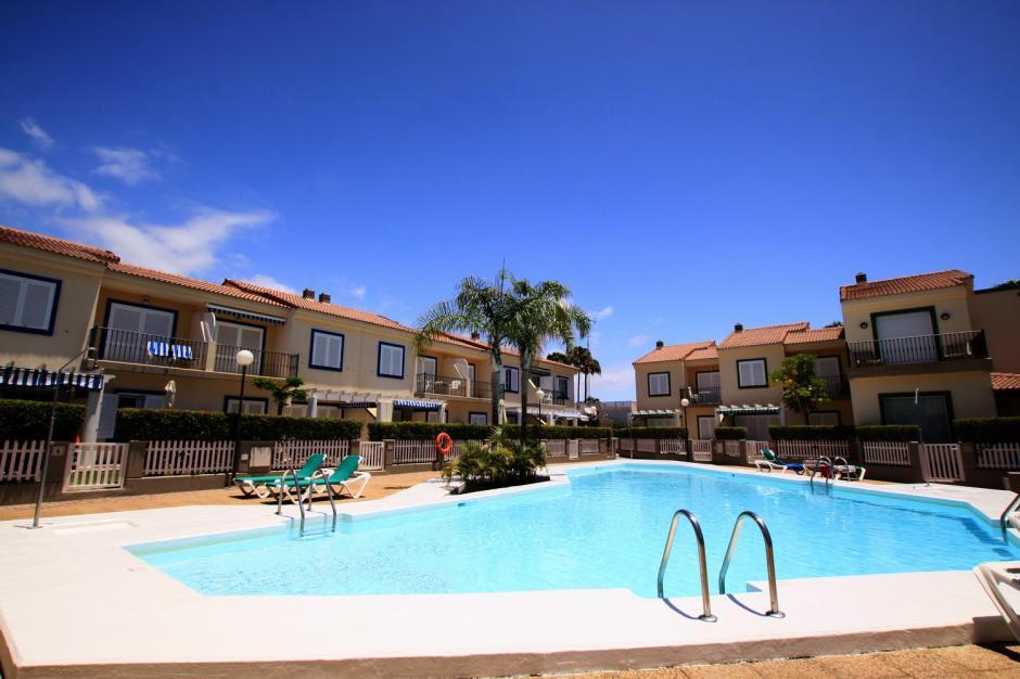 Bungalow Duplex For Rent In Pasito Blanco Gran Canaria