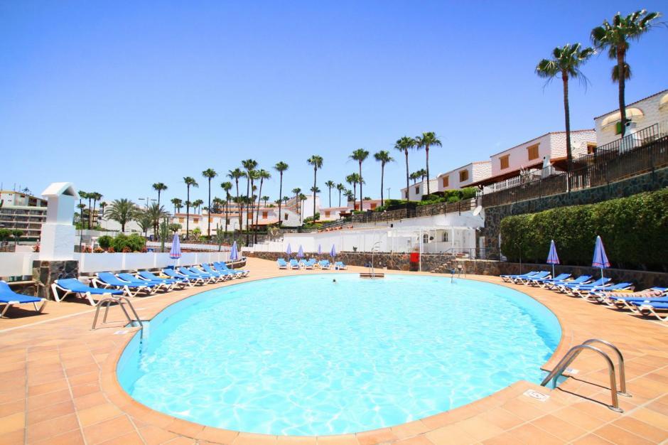 Bungalow Duplex For Sale In Playa Del Ingles Gran Canaria