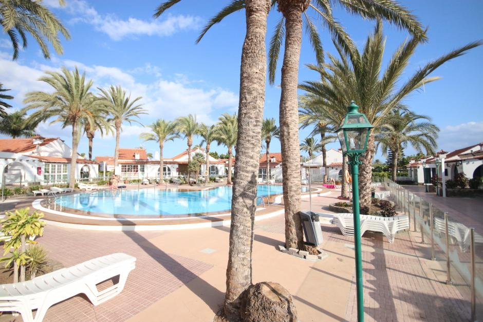 Bungalow For Rent In Campo Internacional Maspalomas Gran Canaria