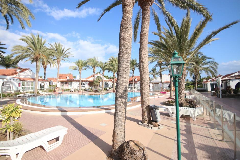 Bungalow For Rent In Campo Internacional Maspalomas Gran Canaria