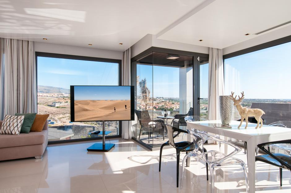 Modern House For Sale And For Rent In Meloneras Gran Canaria