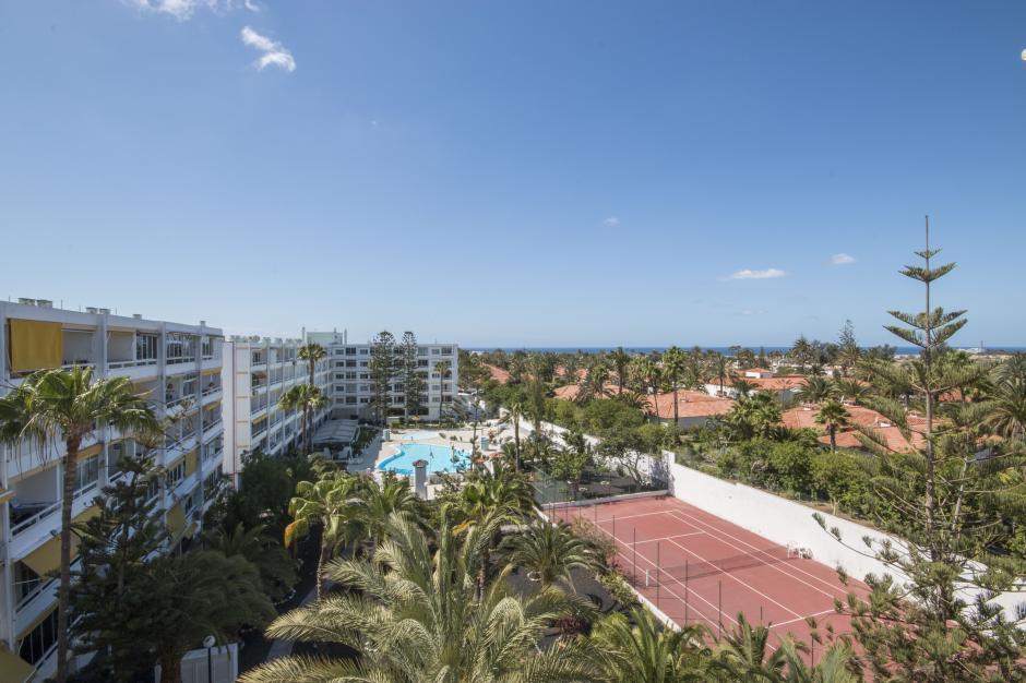 Top Floor Ocean View Apartment For Sale Playa Del Ingls