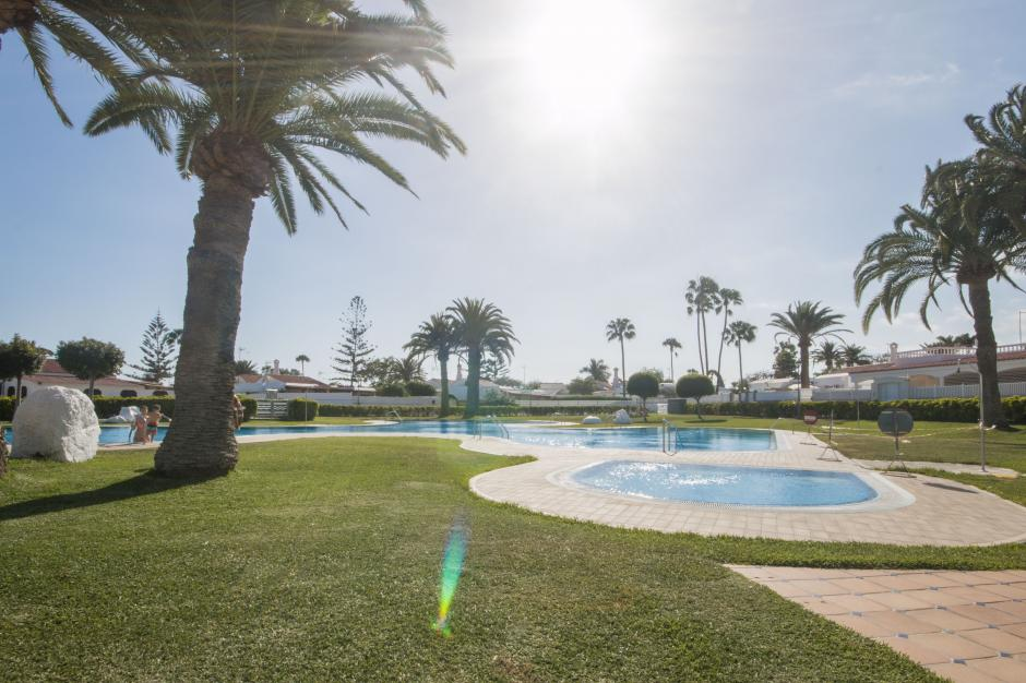 4 Bedroom Bungalow With A Roof Terrace For Sale In Playa Del Ingles