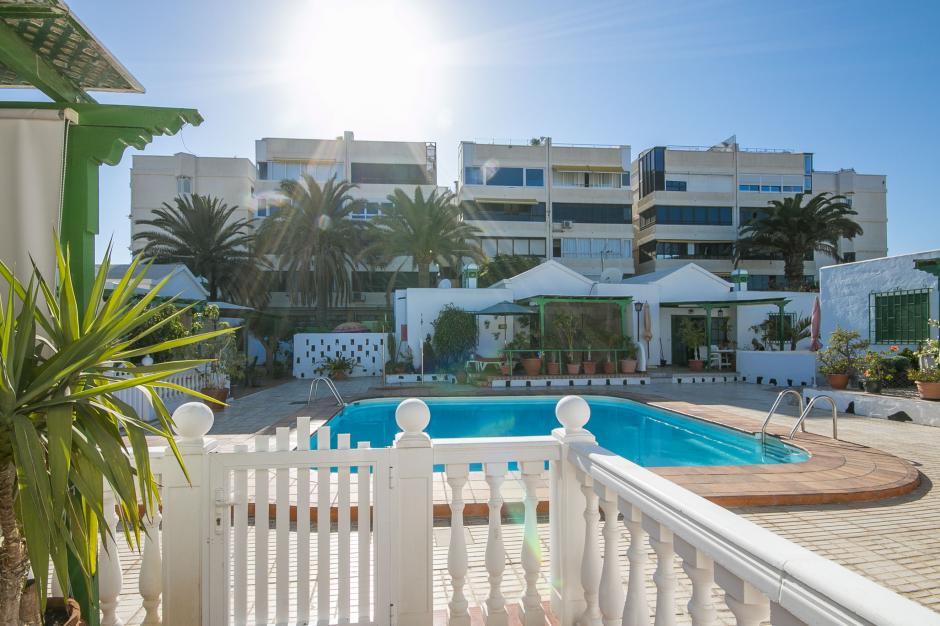 Quiet 3 Bedroom Bungalows In Playa Del Ingles